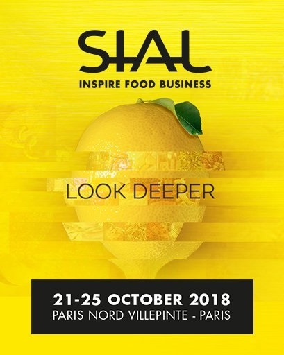 Come and visit us at the exhibition SIAL 2018 Paris, France