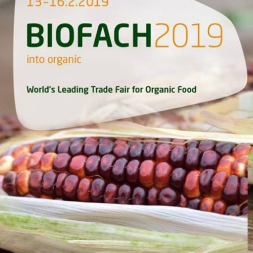 BIOFACH 2019 World's Leading Trade Fair for Organic Food